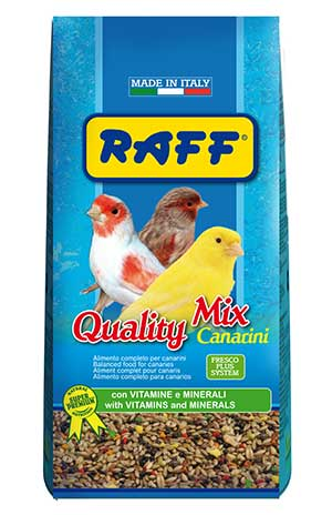 Quality Mix canarini