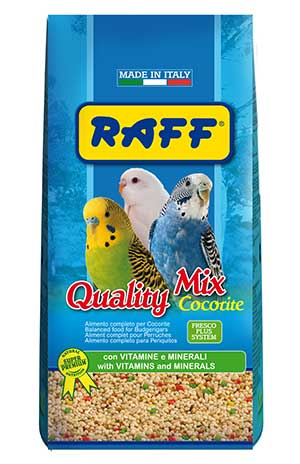 Quality Mix cocorite